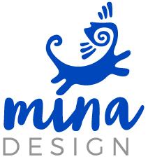 Mina Design logo